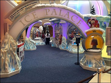 A truly miraculous Mall Ice Palace maximizes its merchandising by licensing Marque rights to on-site Holiday photography, Peanuts the Movie staging, local Saint Barnabas Medical Center Sponsorship,...
