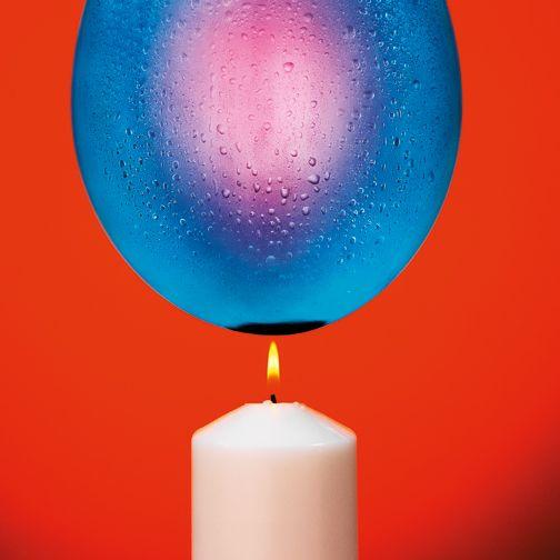 Aufregendes für kleine Forscher:   Der starke Luftballon