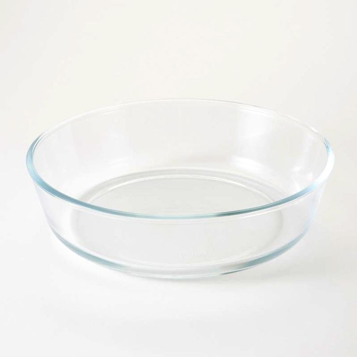 domaehub Glass Oven Container Round 2.1L