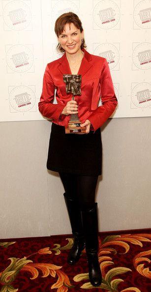 Fiona Bruce Photos - Television And Radio Industries Club Ceremony 2008 - Awards Room - Zimbio
