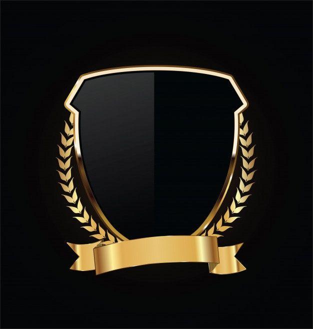 35++ Black shield information