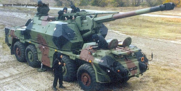 self propelled artillery | 152 mm self-propelled gun howitzer Dana - Military Photos Images ...