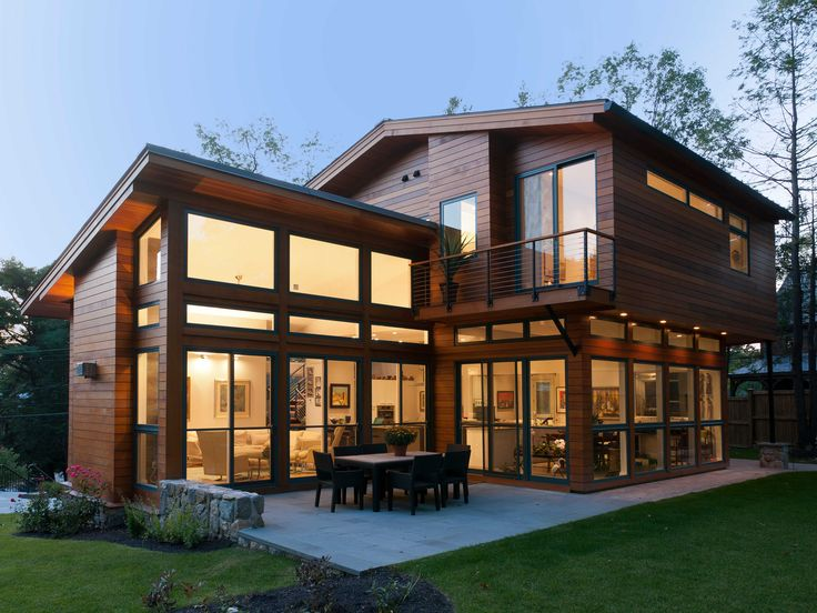 Systems-Built Homes in 2020 | Modern prefab homes, Sip ...