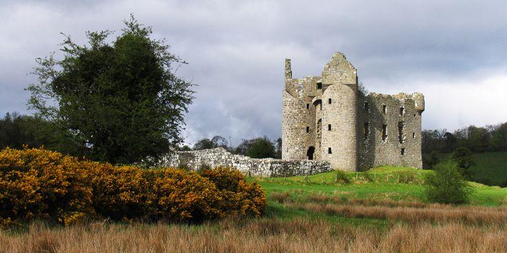 Castello di Monea - Irlanda