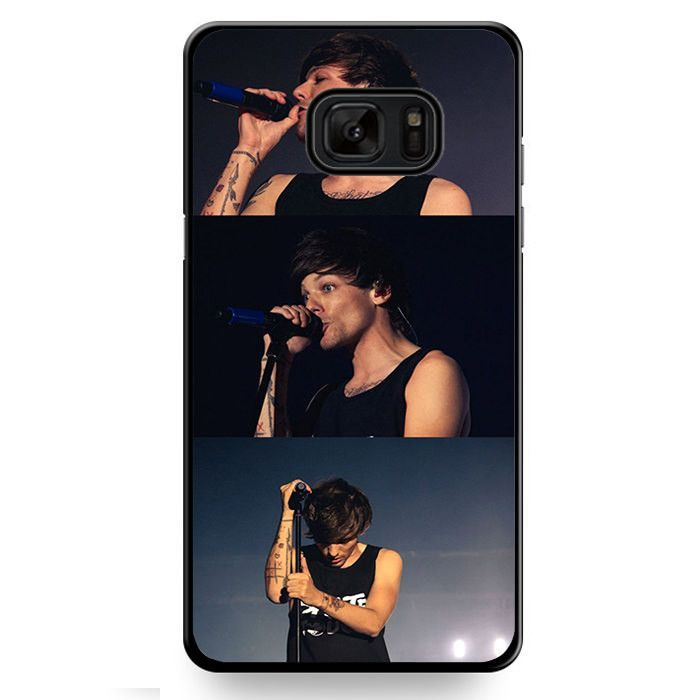 Louis Tomlison Singing TATUM-6666 Samsung Phonecase Cover For Samsung Galaxy Note 7