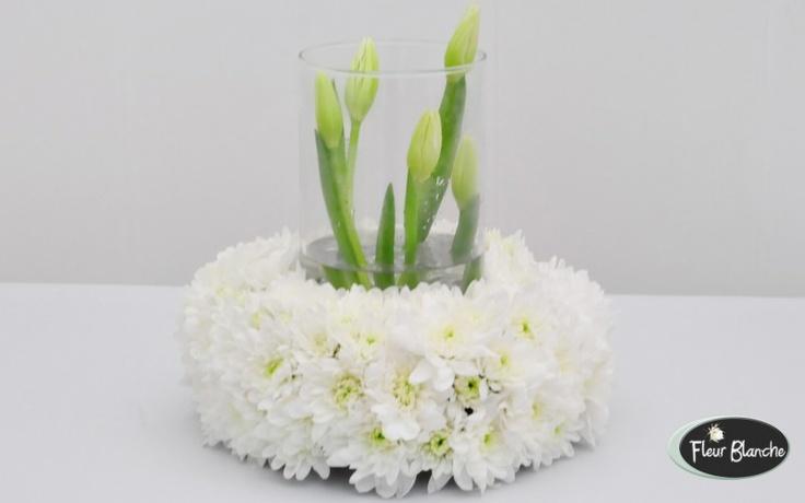 Innocence - eleganta si delicatete http://www.florariafleurblanche.ro/produs/innocence-1