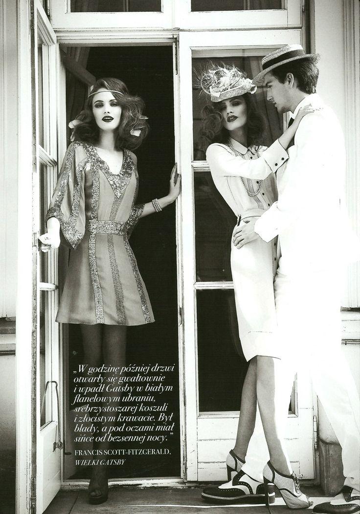 The Great Gatsby by Maciej Bernas for Fashion Magazine