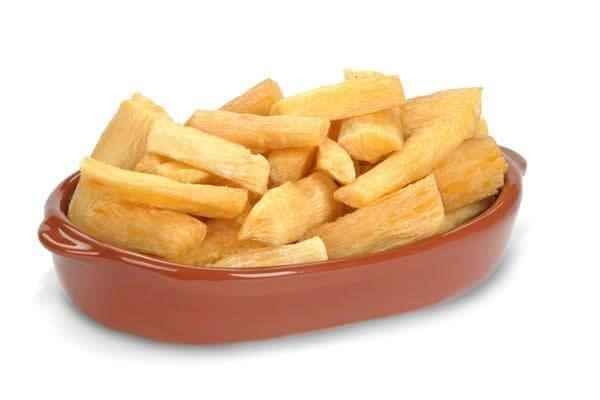 Fried mandioca | 10 Typical Brazilian Food Everyone Should Try