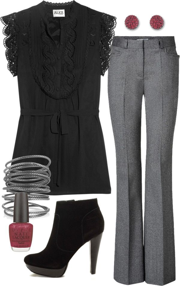 """LaceBerry"" by alttra on Polyvore"