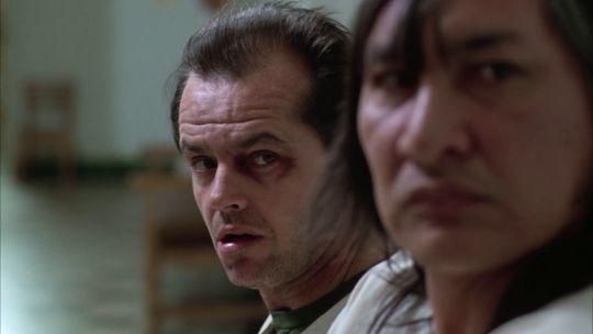 One Flew Over the Cuckoo's Nest (1975, USA), Director: Milos Forman, Cinematographer: Haskell Wexler