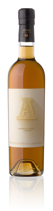 Fernando de Castilla Antique Amontillado 50cl desde $44.97 (34,38€)