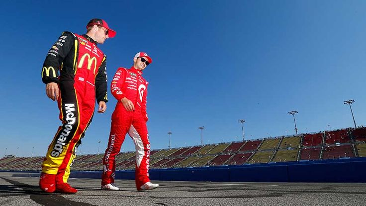 Chip Ganassi tells SiriusXM NASCAR Radio that his stable of drivers, crew chiefs, and sponsors will look the same in 2018