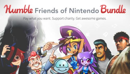 Nintendo Humble Bundle offers great games at your price... #NintendoNX: Nintendo Humble Bundle offers great games at your… #NintendoNX