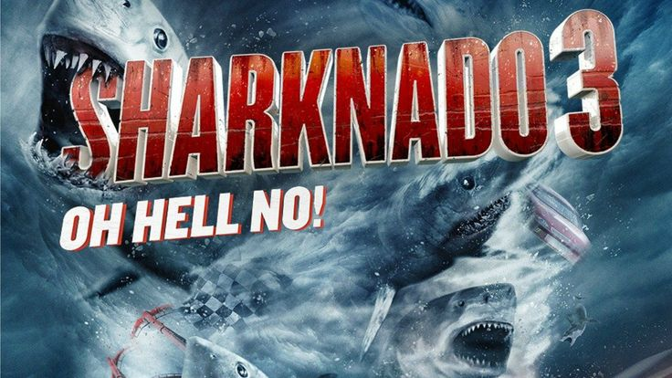 Report: Trump Threatened to Sue Sharknado 3 for Not Casting Him as President