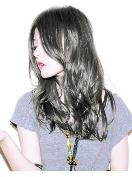 【髪色】可愛い!!グレージュのヘアカラー♡【外国人風】 - NAVER まとめ