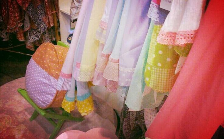 colors of kids mukena