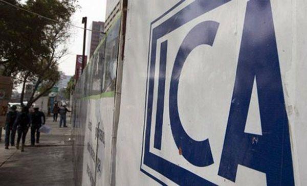 Sube ICA 36% en Bolsa Mexicana de Valores