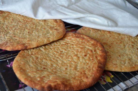 Isle of Hönö bread