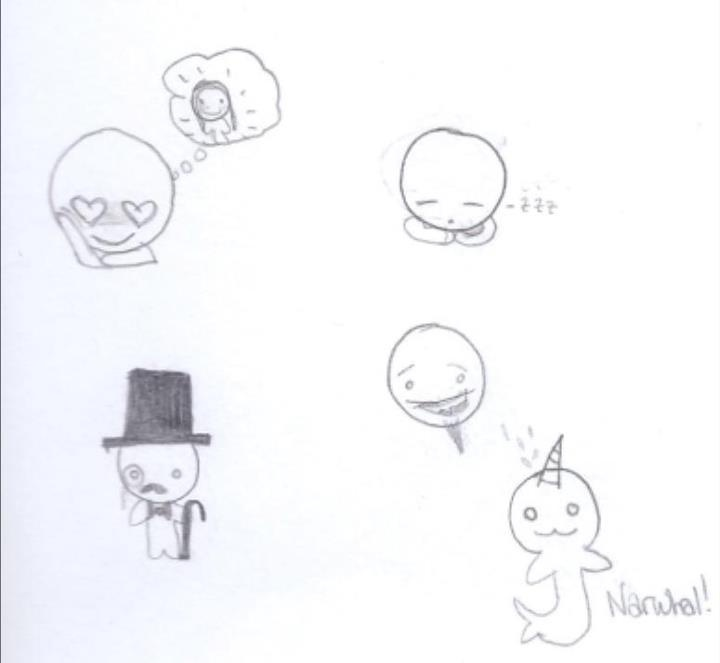 Just some doodles.