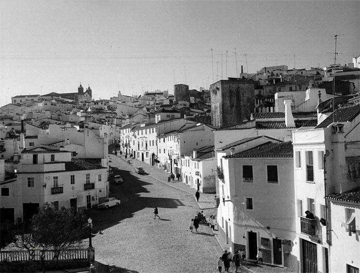 Antes e Depois – Rua Sá da bandeira, Elvas   Portal Elvasnews