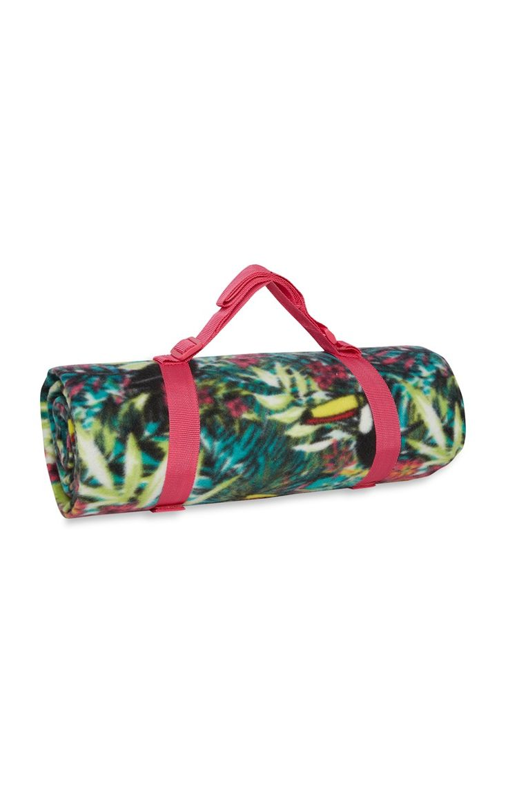 Primark - Toucan Picnic Blanket