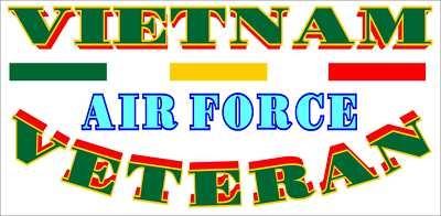 VIETNAM AIR FORCE VETERAN LEFT/CHEST EMBLEM SHIRT