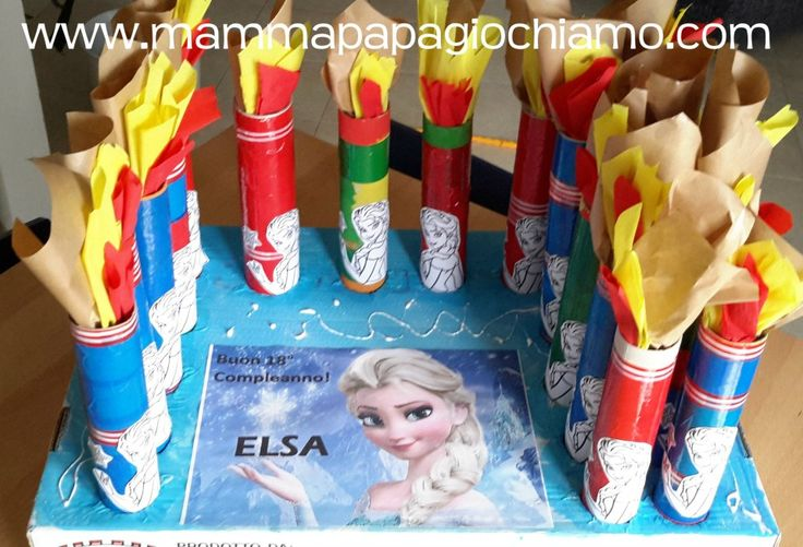 Frozen party ideas; #Frozen; #birthday Frozen; #crafts Frozen