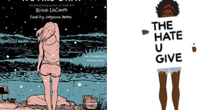 9 Great Young Adult Novels For Politically Engaged Readers