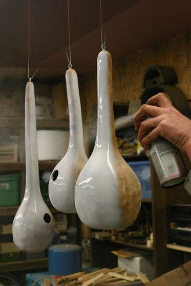 Gourd Birdhouse DIY-Some more instructions and ideas