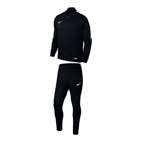 Nike - Academy 16 - Survêtement - Mixte Enfant - Noir (Black/Black/White/White) - S