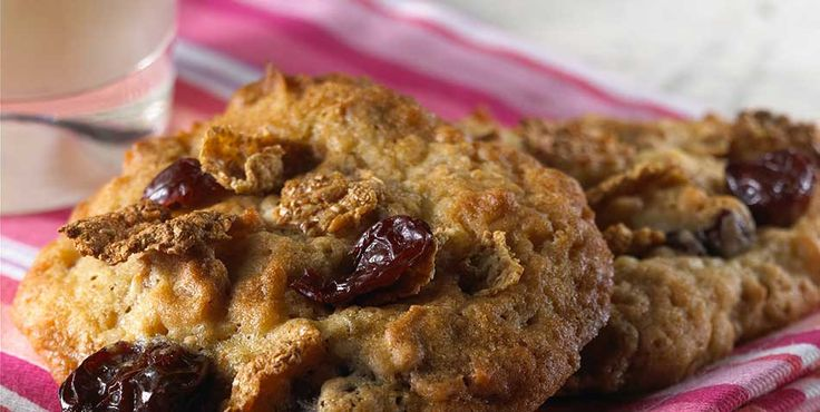 Bacon, Cereal, And Orange Juice Breakfast Cookies Recipes — Dishmaps