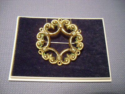 Kalevala Koru Made in Finland Bronze Viking Style Brooch | eBay