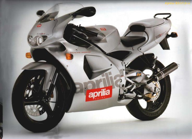 Aprilia RS 125  1996