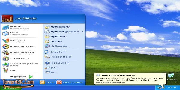 Windows XP ISO Torrent download Click below to download the free Windows XP Home Edition SP3 installation is complete line out and set up Windows XP.