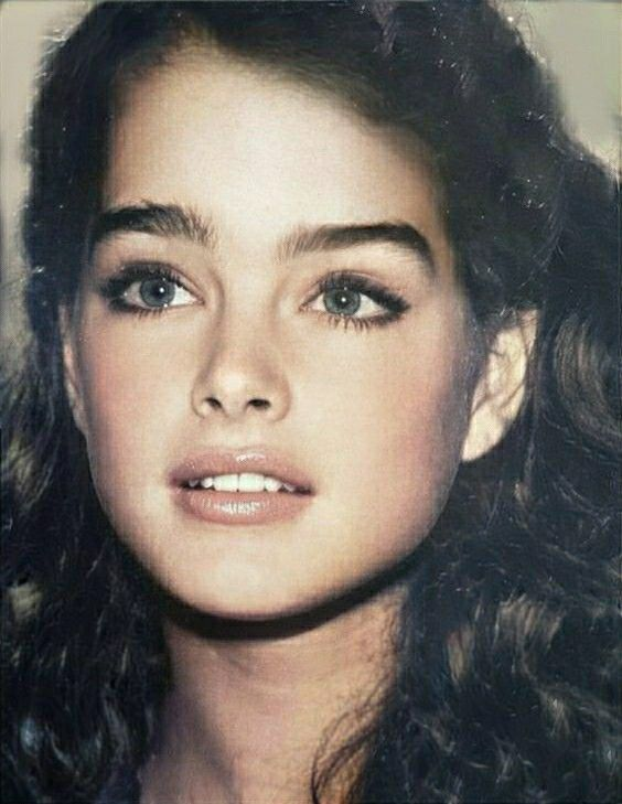 Brooke Shields In 2020 Brooke Shields Makeup Tutorial Eyeshadow Brooke