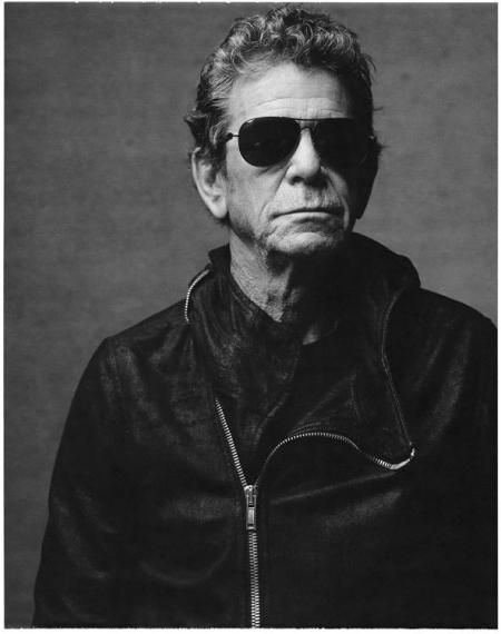 LOU REED, NEW YORK, 2011