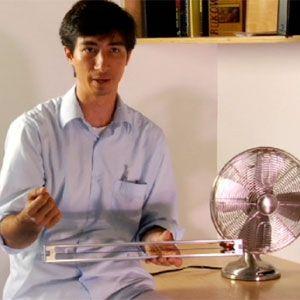 Windbelt, Cheap Generator Alternative, Set to Power Third World  - PopularMechanics.com