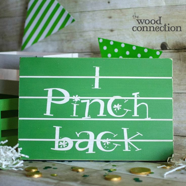 76 Best St Patrick S Day Images On Pinterest Diy Wood