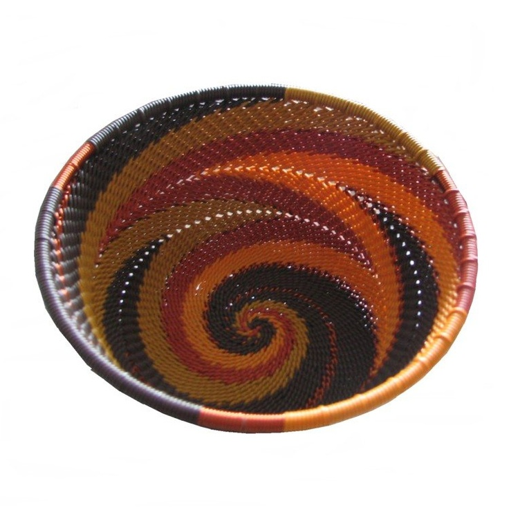 South African Baskets: Pin By Monika Ettlin On African Art