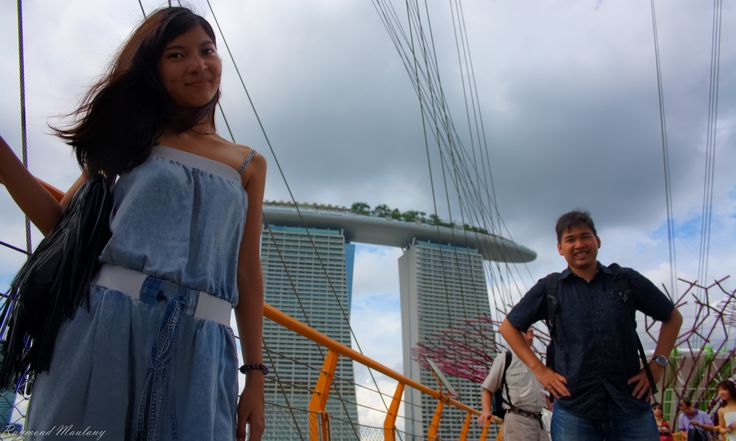 at Garden by the bay