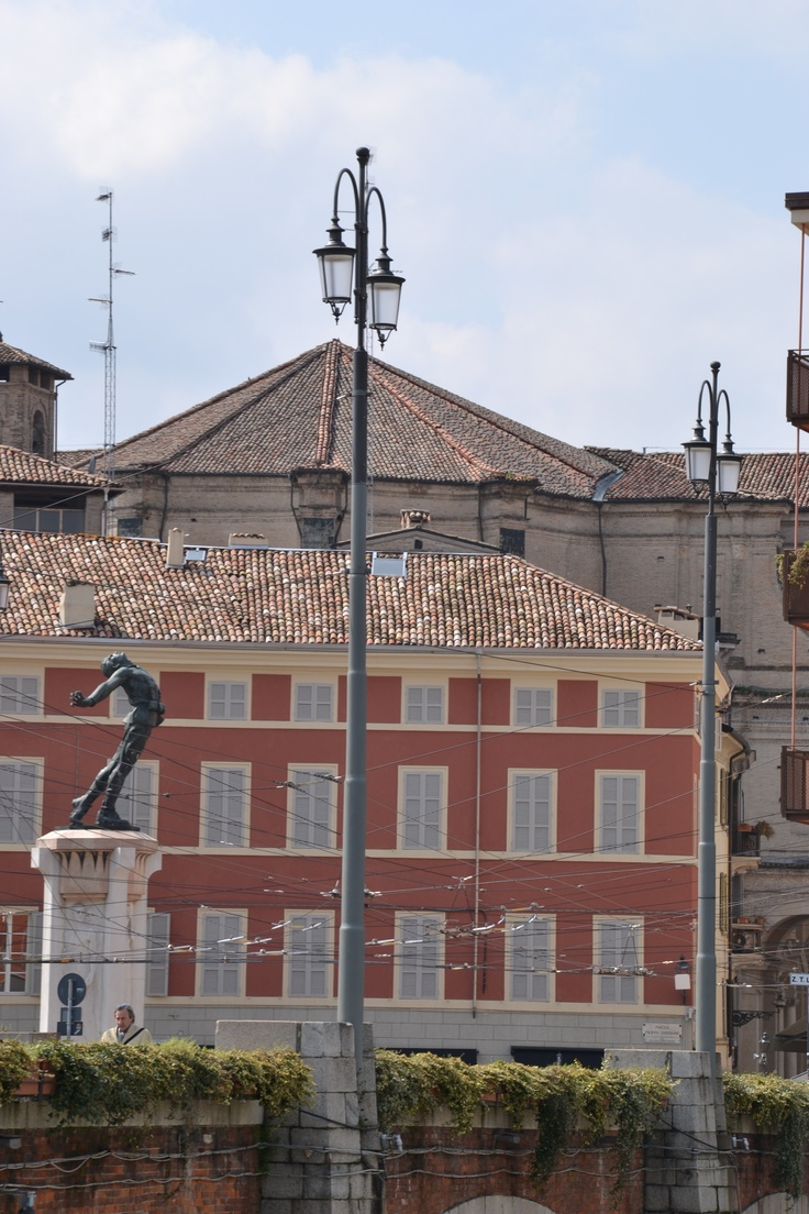 Vista dal Parma