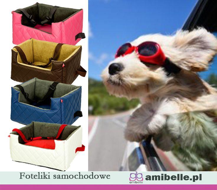 🌟📣🌟 Nowe wzory i kolory. Zobaczcie sami naszą ofertę fotelików samochodowych dla Waszych ulubieńców.  🌟📣🌟www.amibelle.pl#foteliksamochodowy #doauta #dlapsa #dlakota
