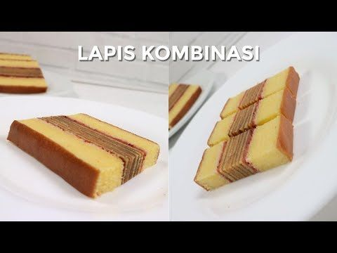 Lapis Kombinasi Lapis Surabaya Lapis Legit Spekkoek Layers Cake With Vanilla Cake Youtube Kue Lapis Kue Vanila Makanan