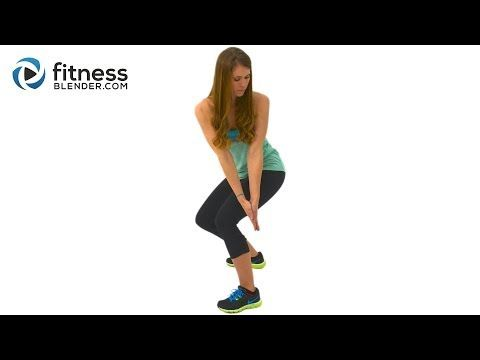 Standing Abs Workout -- Standing Abs Exercises to Tone Abs, Obliques & Lower Back - YouTube
