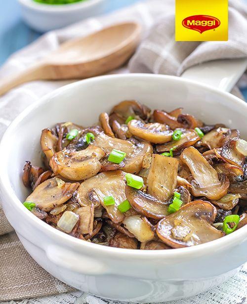 Garnitura de ciuperci