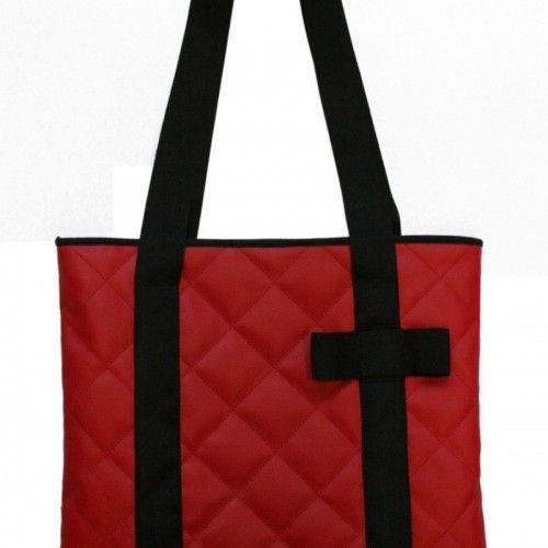 Pikowana damska torba