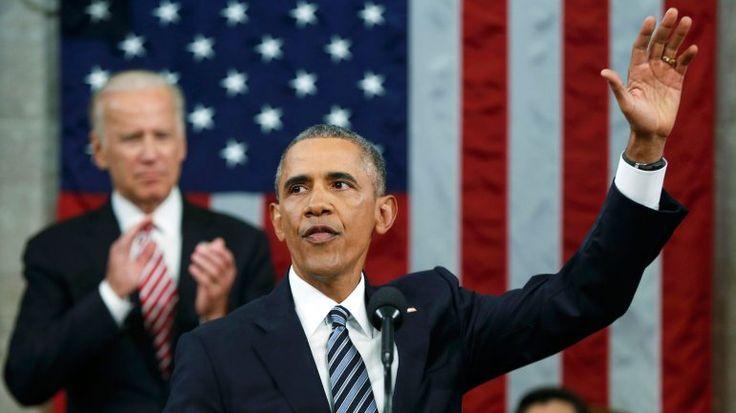 Las mejores frases de Obama en su despedida ante el Congreso de los EEUU