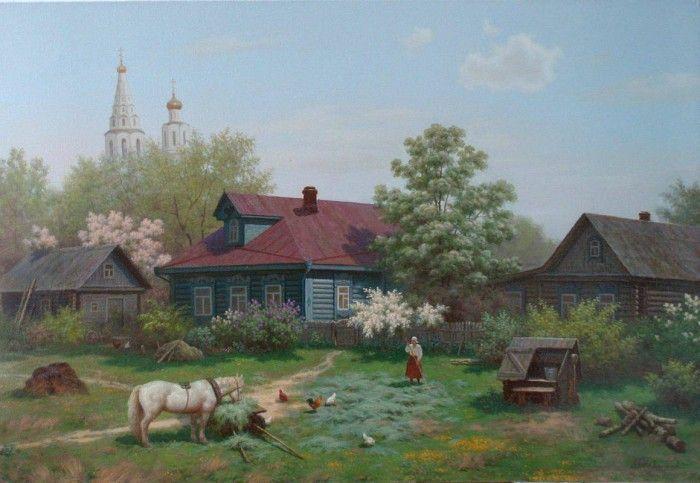 работы Виктора Тормосова – 16