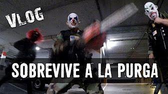 LA PURGA 3, LA NOCHE DE LAS BESTIAS - YouTube