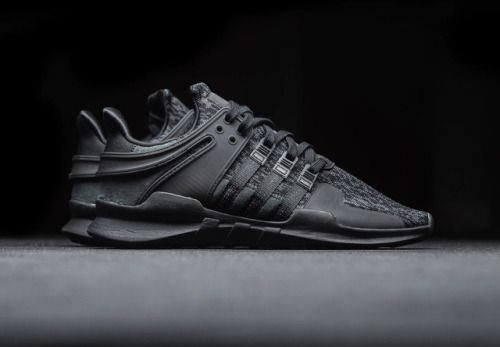 adidas Originals EQT Support ADV - Core BlackFollow WATKICKS for...